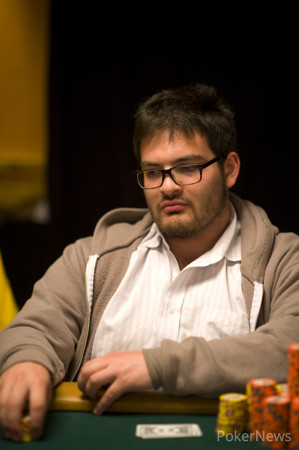 Levi Berger-Chip Leader