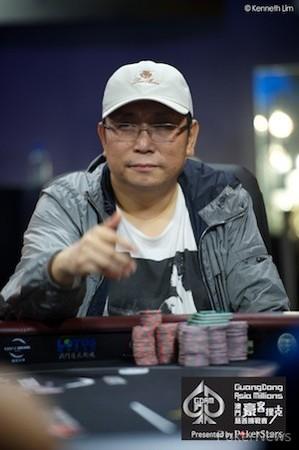 Zheng Tang - 4th place