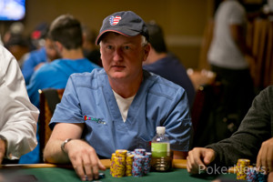 Frank Kassela is Among the Chip Leaders After Day 1