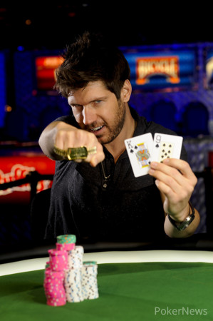 Mark Radoja, Winner of Heads Up WSOP 2013 Event 16