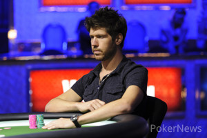 Mark Radoja Takes Commanding Chip Lead