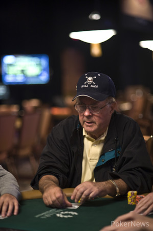 Bob Mangino - 17th Place.