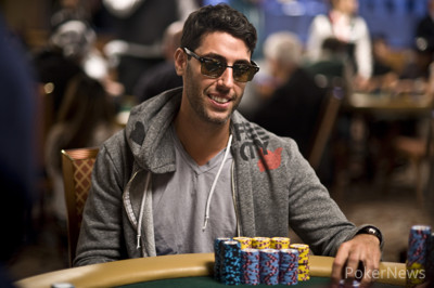 Brandon Crawford is Our Chip Leader After a Full Day of Pot-Limit Omaha Action