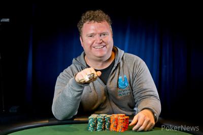 2013 WSOP Event 20 Gold Bracelet Winner Calen McNeil