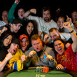 2013 WSOP Event 20 Gold Bracelet Winner Calen McNeil & friends