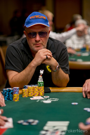 Alex Kunichoff is the Unofficial Chip Leader After Day 1 at the Seniors Championship