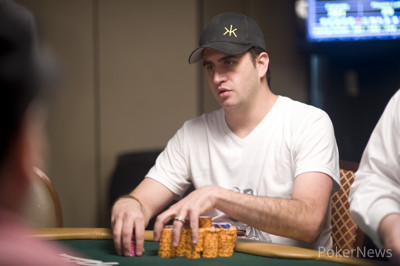 Robert Mizrachi Leads The Field