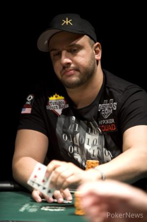 Michael Mizrachi - 4th place