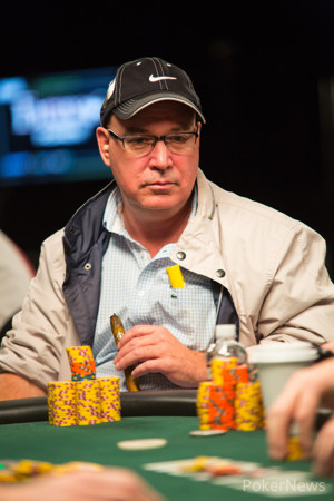 Hoyt Corkins Will Not Return to the Seniors Championship Final Table