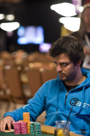 Can Max Steinberg win his second bracelet in as many years?