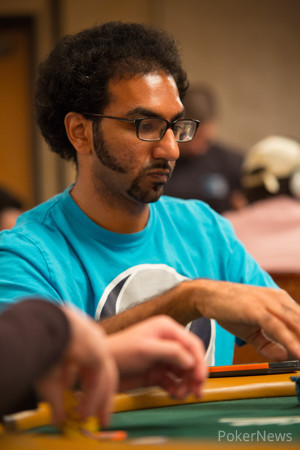 """Faraz """"The Toilet"""" Jaka Stack Plunged After His Last Hand Against Athanasios Polychronopoulos"""