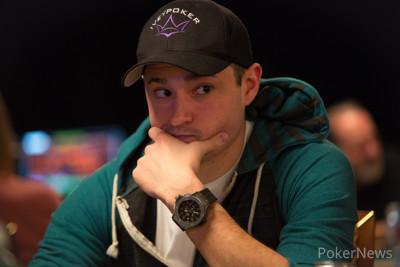 Matt Giannetti (earlier in the series)