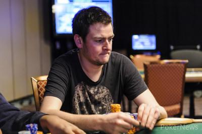 Stuart Rutter - 16th Place.