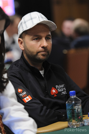 Daniel Negreanu (during the $5,000 Limit Holdem event
