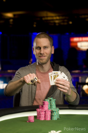 Jeff Madsen - Event #35: $3,000 Pot-Limit Omaha Champion