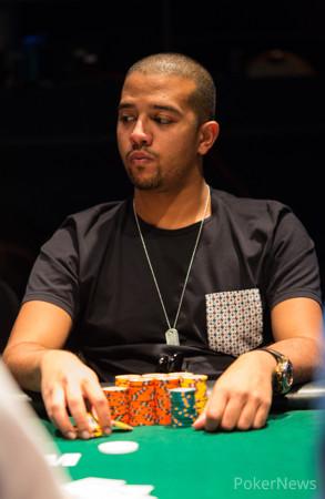 Salman Behbehani - 8th place