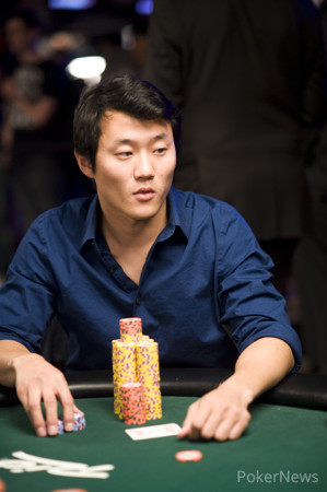 Daniel Park Was Snookered by Nick Schwarmann, and Sucker Punched by Mike DeGilio