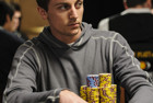 Nicholas Schwarmann is Stacking Once More Here on Day 2