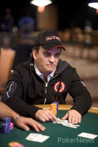 Jose Paz-Gutierrez - 14th Place