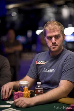 Matt Vengrin - Chip leader