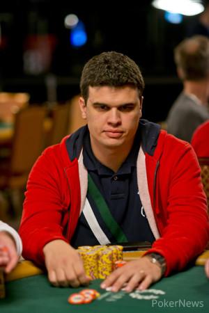 Jorge Breda - 12th place