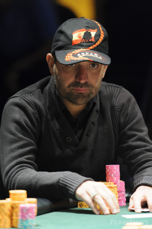 Raul Paez - 3rd Place