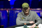 Jared Hamby in final table action