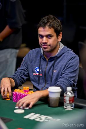 Alex Manzano - 12th Place