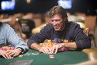 Flack Leads Stacked Final Table