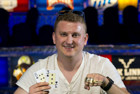 Ben Volpe Wins Event #45 $1,500 Ante-Only No Limit Hold'em ($201,399)