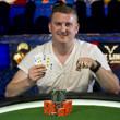 2013 WSOP Evenbt 45 Gold Bracelet Winner Ben Volpe