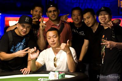 Steve Sung - Winner