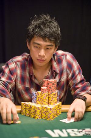OJ Ojiri, Day 2 Chip Leader