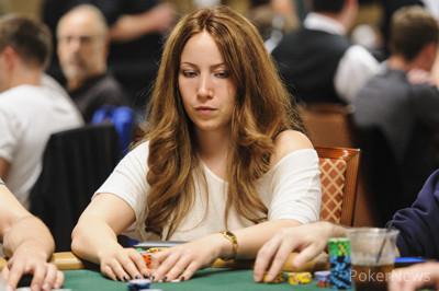 Melanie Weisner (during Day 1b)