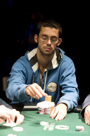 Mike Gorodinsky  - 9th Place