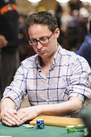 Nate Silver is done in the Main Event.