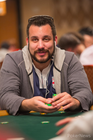 Adam Levy (Seen Here Playing in Event #58)