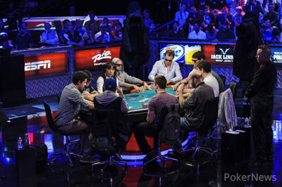 2013 WSOP Main Event Unofficial Final Table