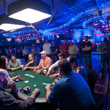Tournament floor feature table