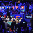 Main Event, Unofficial Final Table