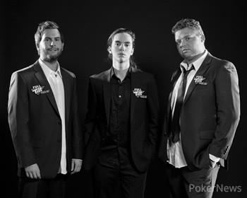 Nuevos embajadores Australianos de  Full Tilt Poker en el ANZPT