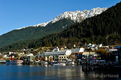 Queenstown, New Zealand plays host to the ANZPT