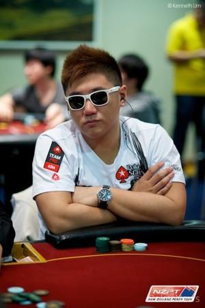 Bryan Huang le encanta hacer mesa final en Queenstown