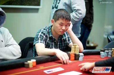 Jackson Zheng - 10º posición