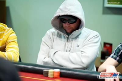 Colin Carpenter - 7º posición