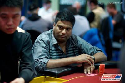 Raj Ramakrishnan - 4º puesto