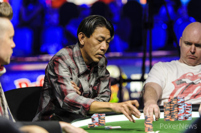 Minh Ly (Seen Here at the Final Table of Event #55) Knows Better Than Most That the Road to the Mothership Stage is a Long One