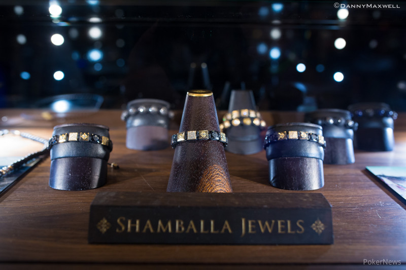 Shamballa Jewels official sponsor of EPT Season 10 Super High Roller's