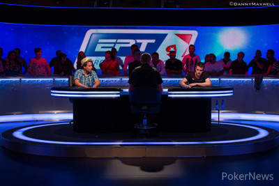 Heads up para llevarse el EPT Barcelona - Kimmo Kurko vs Tom Middleton