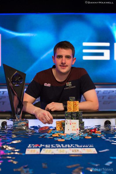 Tom Middleton - Winner of EPT Barcelona Main Event 2013